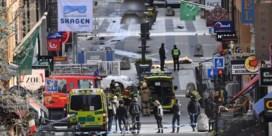 Levenslang voor man die aanslag in Stockholm pleegde