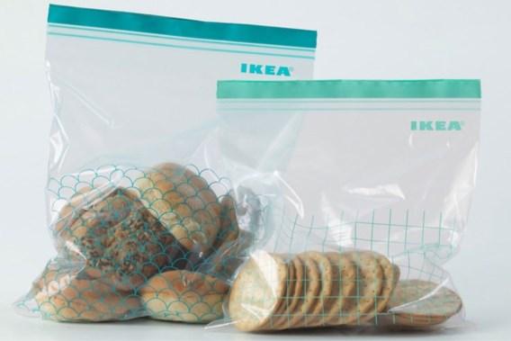 Over twee jaar geen plastic voor eenmalig gebruik meer bij Ikea