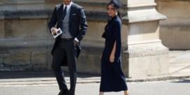 De Beckhams verkopen hun Royal Wedding-outfit