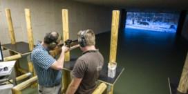 'Met geweren schieten, dat ontspant'