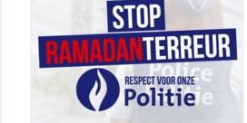 Federale politie onderzoekt juridische stappen tegen Vlaams Belang
