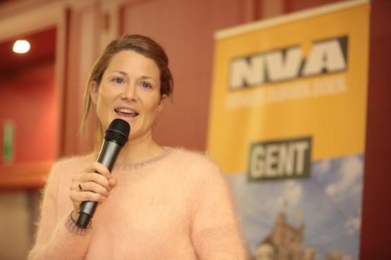 N-VA wil cameraschild voor Gent