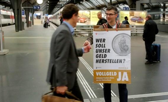 Zwitsers verwerpen hervorming bankensysteem