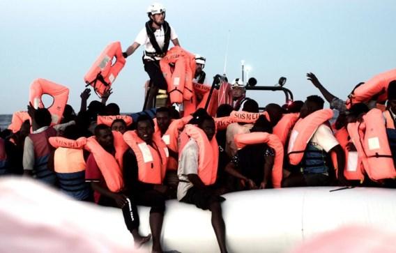 De redding voor reddingsboot Aquarius is in zicht