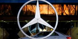 Mercedes-moeder moet 774.000 diesels terugroepen