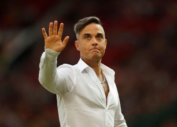 Robbie Williams en Ronaldo zullen WK feestelijk openen (en wellicht ook Poetin)