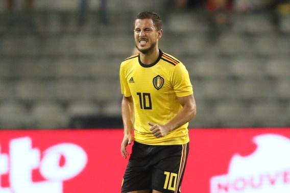 Martinez schept duidelijkheid over blessure Hazard