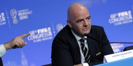 FIFA-voorzitter Infantino gaat voor herverkiezing