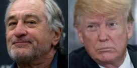 Trump: 'Robert De Niro heeft een erg laag IQ'