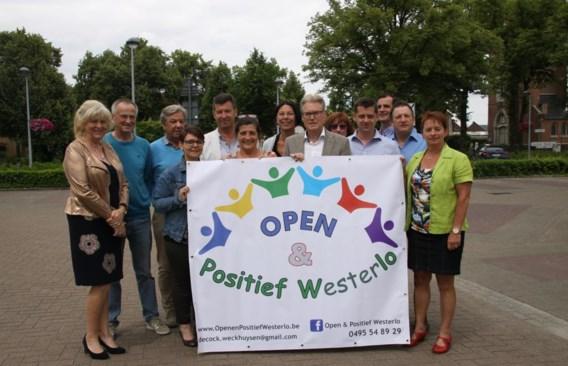 Open & Positief Westerlo  wil besturen met geëngageerde inwoners
