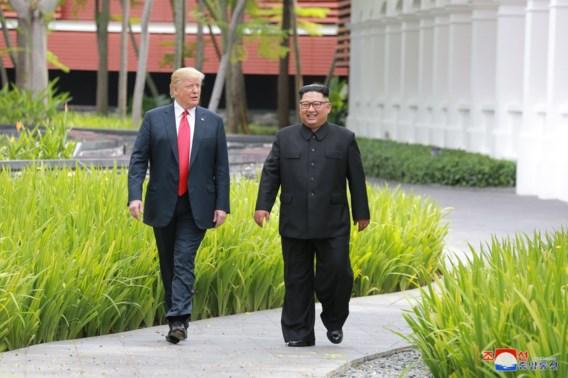 Kim Jong-un en Trump nodigen elkaar uit