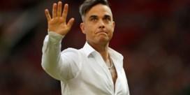Robbie Williams zenuwachtig voor WK: 'Ik dacht: ik ga falen zoals Diana Ross'