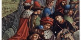 'Rechtvaardige Rechters ligt onder de Gentse Kalandeberg'