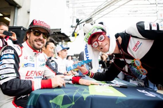 F1-bekenden tijdens 24u van Le Mans in 2018