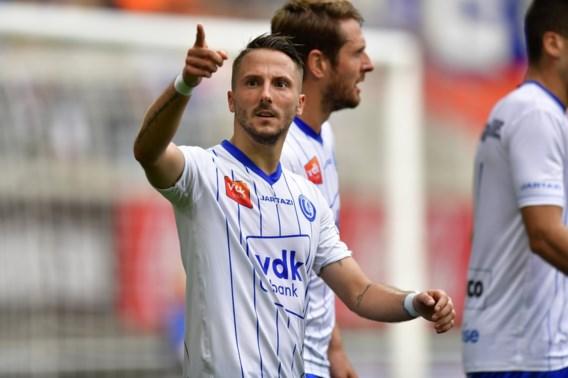 Danijel Milicevic verlaat Gent voor eersteklasser waar hij 'Belgische carrière' begon