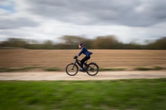 Fietssnelweg tussen Leuven en Brussel wordt 800 meter korter