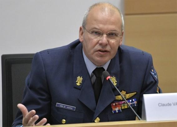 Militaire Veiligheidsdienst draait vierkant