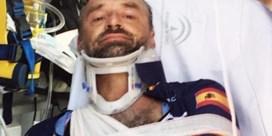 Tom Waes komt zwaar ten val tijdens vakantie: 'Judolessen hebben mijn leven gered'