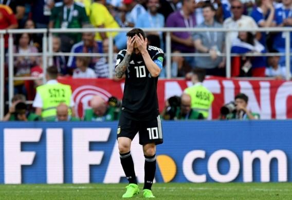 Argentijns bondscoach neemt Messi in bescherming