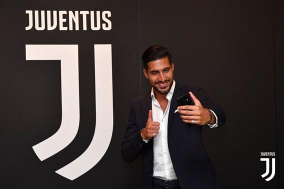 Juventus rondt langverwachte transfer van Emre Can af