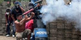 Regering en opposanten verwijten elkaar geweld