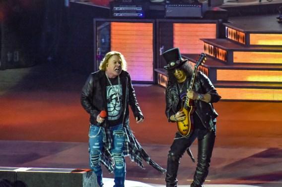 Guns N' Roses. Was het nu Graspop of Paradise City?