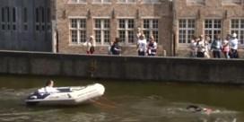 Slachtoffer aanslag Zaventem neemt deel aan kwarttriatlon Brugge