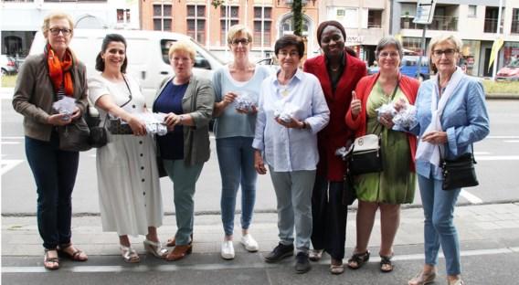 CD&V-dames: eerst babbelen, dan knabbelen