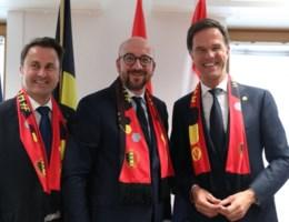 Veel onverwachte steun voor Rode Duivels op Europese Top