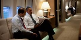 'Mijn jaren met Obama': een integere, intelligente en verziende president