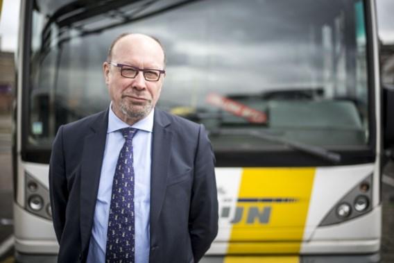 Topman De Lijn: 'We worden misbruikt in politiek spel'