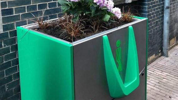 Amsterdam vindt groene oplossing tegen wildplassers