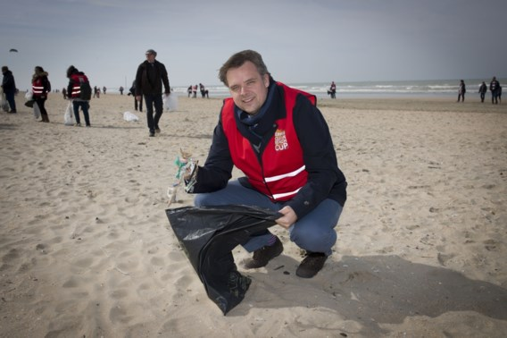 'Geen plastic bekers meer op het strand'