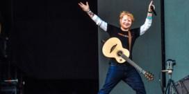 Ed Sheeran, met de s van saai