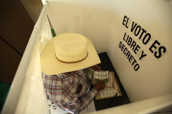 Twee partijmilitanten doodgeschoten bij Mexicaanse verkiezingen