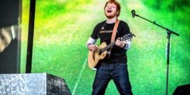 Ed Sheeran fan van Dries Mertens, en omgekeerd