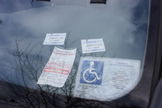 Nieuw wapen in strijd tegen fraude met parkeerkaarten voor mindervaliden