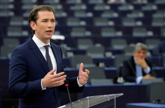 Oostenrijk dreigt buitengrenzen te beschermen na Duits akkoord