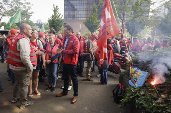 ACOD dient donderdag stakingsaanzegging in voor personeel Vlaamse overheid