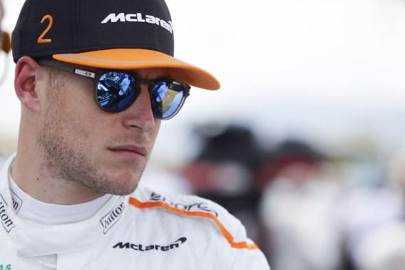 IndyCar lonkt naar Stoffel Vandoorne