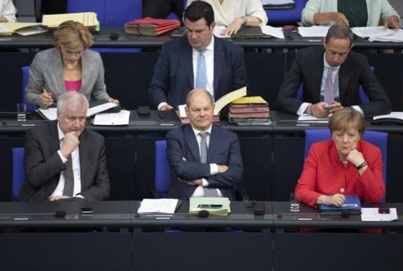 Duitse regering bereikt akkoord over asielbeleid