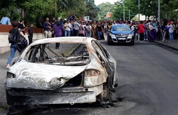 Massaal auto's in brand gestoken bij nieuwe rellen in Nantes