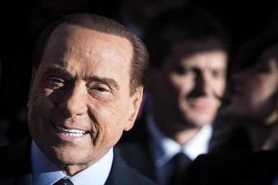 'Berlusconi komt volgend jaar op bij Europese verkiezingen'