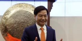 Valse beursstart voor Chinese smartphonereus