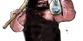 Net nu Ontex van de barbaren af was, zijn ze daar weer