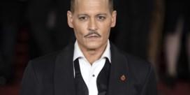 'Dronken Johnny Depp heeft medewerker op filmset aangevallen'