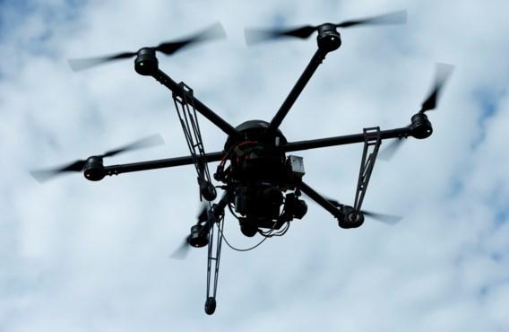 Brussel overweegt drones als steun voor ambulance