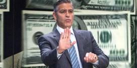 George Clooney rijft ze vlotjes binnen