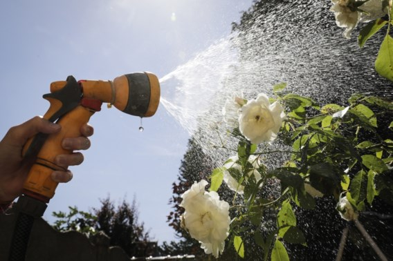 Ondanks droogte gebruiken we 'bovengemiddeld' veel leidingwater