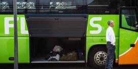 Chauffeurs Flixbus: 'Brussel-Noord is levensgevaarlijk'